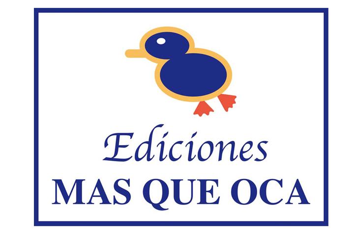 Ediciones MAS QUE OCA