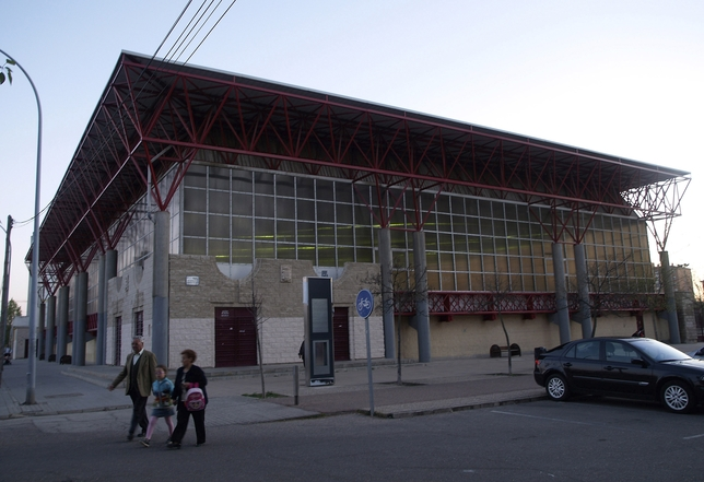 Polideportivo Municipal de Laguna de Duero